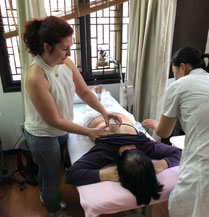 Fortbildung in China: Akupunktur
