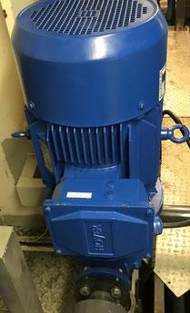 Allweiler centrifugal pump NB type