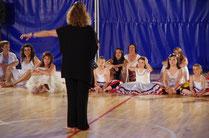 professeur chorégraphe danse Dissy Dévoluy