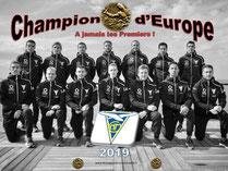 Finale Euro Cup 2019 : Jadran Hercerg Novi  Vs CNMarseillle