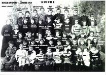 école du Port 1914