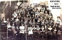 école du Port 1912