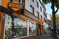 Bücher Bücherstube Gerresheim Benderstraße Düsseldorf