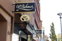 Behmer Bäckerei Benderstraße