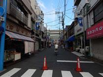 横浜市 南区 三吉橋通商店街