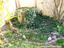 Kräuterschnecke entfernen Ruine umgestalten
