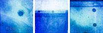 Daniel Schmitt: Triptychon 11, 2014