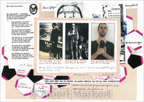 Albert Markert: Berliner Beuys Blätter 43, 1996