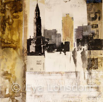 Eva Lonsdorf: New York II