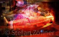 Stefan Zöllner: weisser-galaktischer-spiegel, 2014