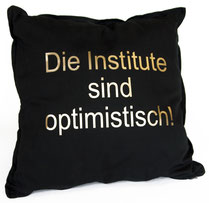 Peter Clouth:  Die Institute sind optimistisch, 2014