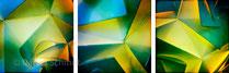 Daniel Schmitt: Triptychon 07, 2014