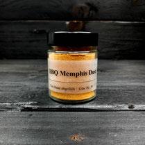 Genuss Hütte BBQ Memphis Rub im Gewürz-Glas