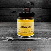 Genuss Hütte Golden Milk im Gewürz-Glas