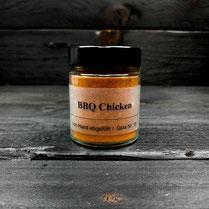 Genuss Hütte BBQ Chicken Rub im Gewürz-Glas