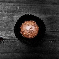 Kaffee Praline