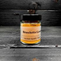 Genuss Hütte Bruschetta Gewürz im Gewürz-Glas