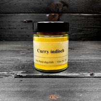 Curry indisch von der Genuss Hütte im Gewürz-Glas