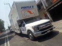 Camionetas 3.5 Tons y 5 Tons. para mudanzas en Ecatepec y Coacalco