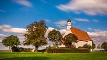 Wallfahrtskirche St.Willibald in Jesenwang