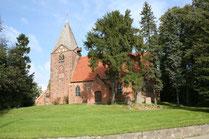 Kirche in Roggenstorf
