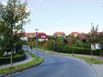 Straße Gägelow