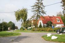 Dorfplatz in Wölschendorf