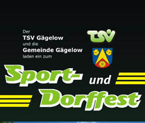 Plakat Sport- und Dorffest