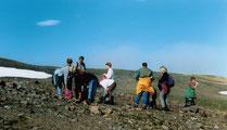 Rad-und Wandertouren Aktiv erleben in der Gruppe.