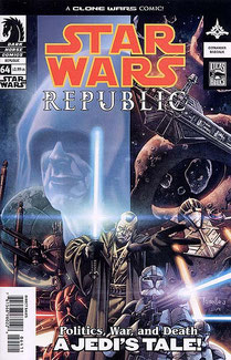 Republic #64: Bloodlines