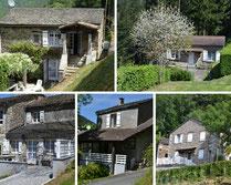 Gites du hameau de Thouy  Tarn Sidobre Occitanie