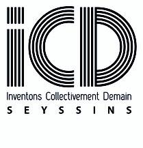 Logo - Pour Seyssins, Inventons Collectivement Demain #municipales2020