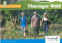 Wandern Thüringer Wald