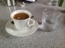 午前の休憩 コーヒータイム