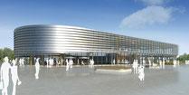 Eis- und Schwimmstadion // Köln