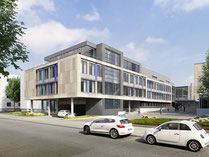 Herz-& Diabeteszentrum // Bad Oeynhaus.