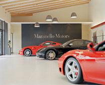 Ferrari-Maranello Autohaus // Köln