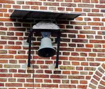La cloche de la mairie d'Yvrencheux