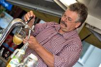 Bierprobe München Getränke Haußmann