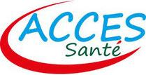 logo acces santé
