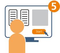 Medizinische Videoberatung von 4sigma: Zuschaltung Berater