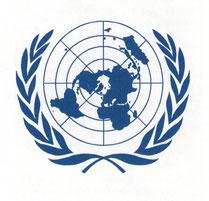 Carte de l'ONU - Cliquer pour agrandir