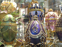 Armeria Cremlino - Uova Fabergè