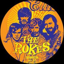 Rokes, rokes poster, piper club, shel shapiro, bobby posner, mike shepstone, johnny charlton