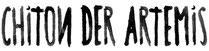 apollo-artemis, mode, design, nachhaltig, handgemacht, typografie, schrift, tusche, chiton der artemis