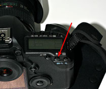 Canon EOS 5D mark II кнопка фиксации экспозиции