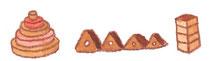 おもちゃ三角