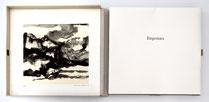 Bibliophilie Empreintes  Catherine Zittoun Zao Wou-Ki  Dumerchez Bernard Editions Editeur