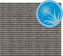 pollengaas hooikoorts vliegenramen