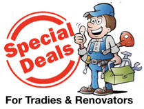 Tradies' & Renovators' Delight